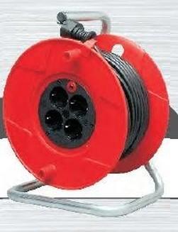 kabel prodlužovací 25m bubínek pro vnitřní prostory krytí IP20 P19425