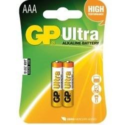 baterie GP ULTRA AA Alkalické 1.5.V, blistr (4 ks) B19212