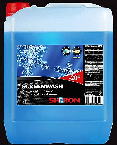 SHERON OK nemrznoucí směs -20°C, 5 l