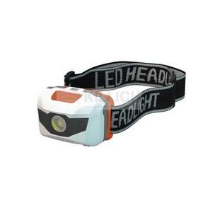 čelovka 2+1 LED,3xAAA P3521