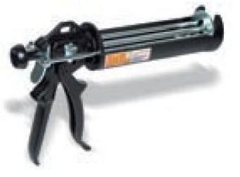 pistole 400-380ml na chemickou maltu - kartuš TECFI