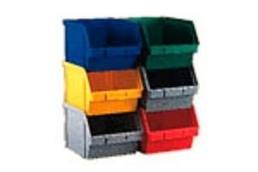 bedna plastová 10 kg modrá 150x200x122