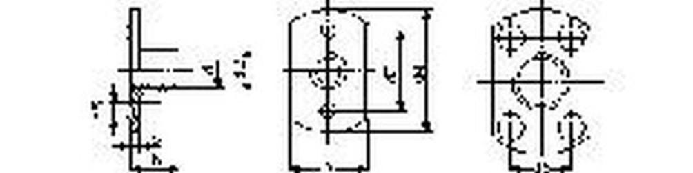 matice M10 přivařovací 4-body