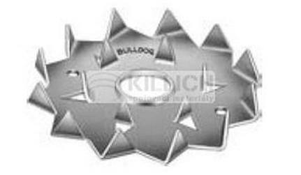 bulldog M12 E50 JEDNOstranný simpson strong-tie ŽÁROVÝ ZINEK
