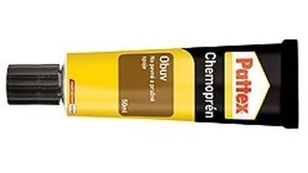 lepidlo chemoprén 50ml obuv tuba