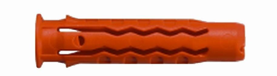 hmoždinka 5x25 MQ mungo-Quattro nylonová