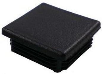 krytka 45x45 1-3 mm do jeklu černá