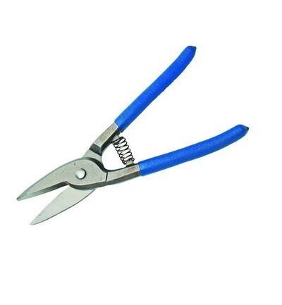 nůžky na plech modré