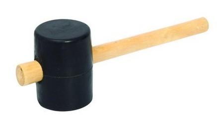 palice gumová černá 90mm