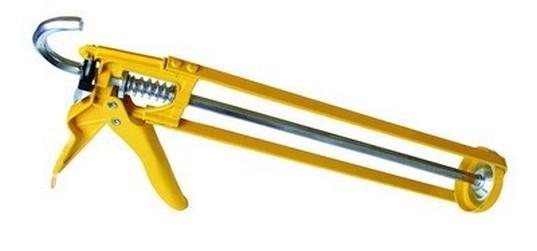 pistole cox žlutá