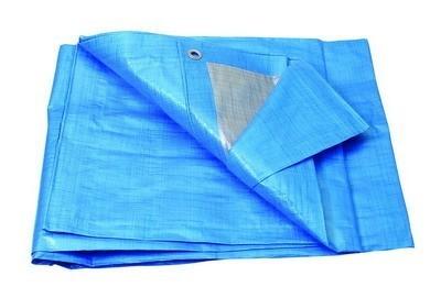 plachta zakrývací PROFI 5x8 P40/140g/m2 modrá