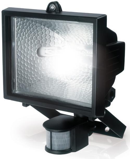 halogenové světlo se senzorem 500W