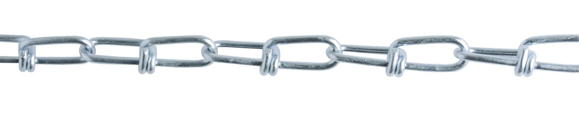 řetěz 1.4x150m ZINEK uzlový DIN 5686