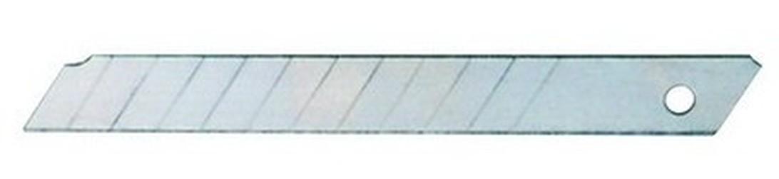 nůž náhradní čepel 18mm (SADA 10 KS.)