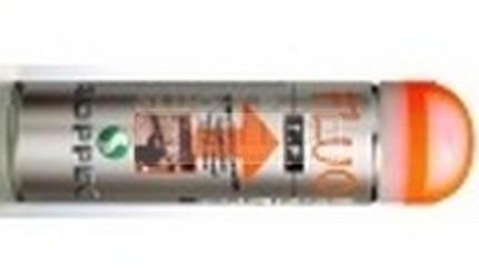 spray Soppec Fluo značkovací oranžový reflexní 500ml