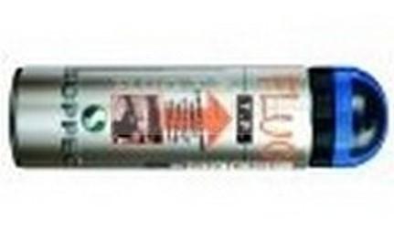 spray Soppec Fluo značkovací modrý reflexní 500ml