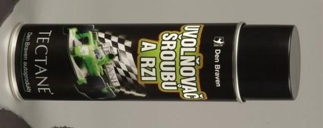 spray uvolňovač šroubů a rzi 400ml