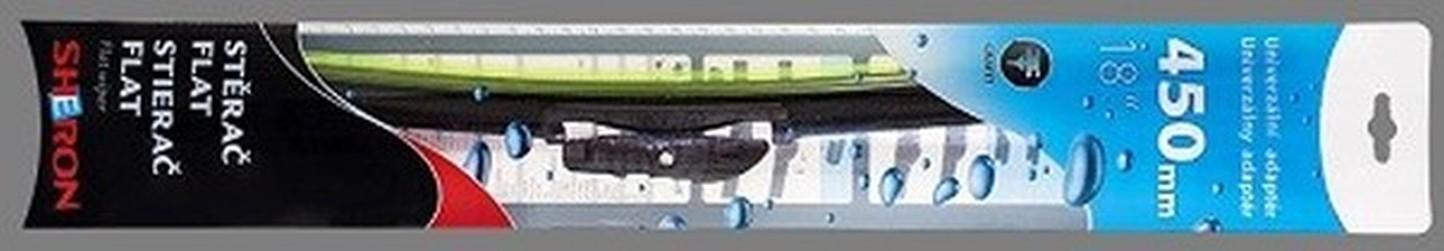 SHERON stěrač flat 450 mm
