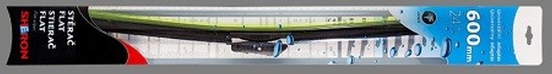SHERON stěrač flat 600 mm