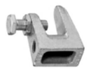 svěrka nosná M10 ZINEK 0-20mm