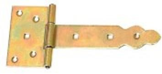 ZBO 150 Závěs brankový ozdobný 150x90x35mm